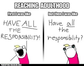Reaching Adulthood