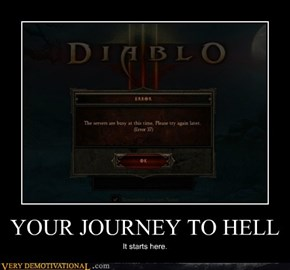 YOUR JOURNEY TO HELL