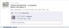 Error 37: Boyfriend Not Found