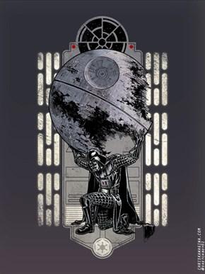 Vader Shrugged