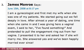 Congratulations, You Have the Creepiest Engagement Story Ever