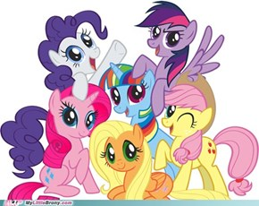 Flutter Jack, Twilight Dash, and Rarity Pie!