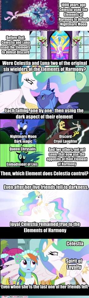 Celestia's Element