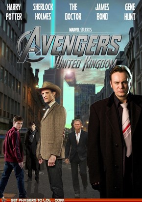The Avengers: United Kingdom