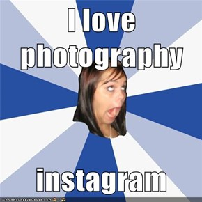 I love photography  instagram