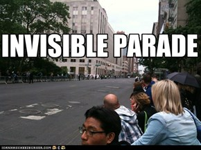 INVISIBLE PARADE