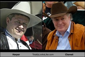 Harper Totally Looks Like Charest