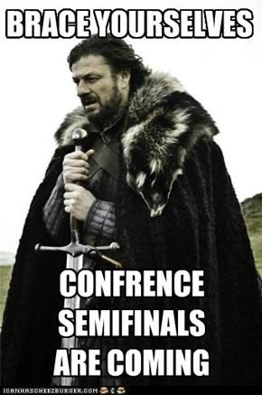 BE PREPARED!