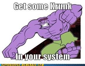 What's Krunk?