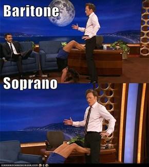 Baritone Soprano