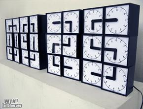 Clock Clock WIN
