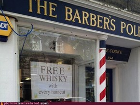 My Kind of Barber's Shop