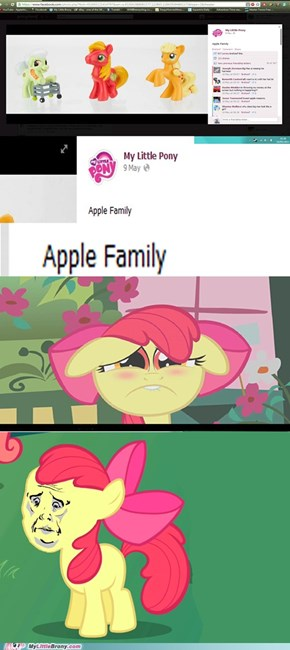 poor Apple Bloom