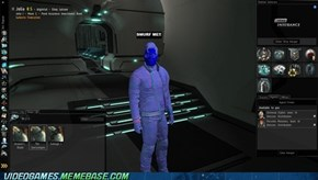 Smurfs...now a playable race in EVE Online