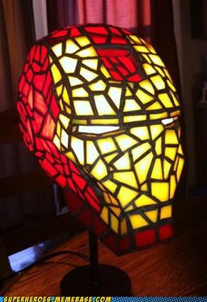 IRON-LAMP