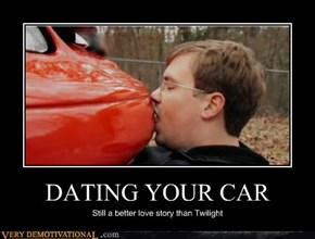 DATING YOUR CAR
