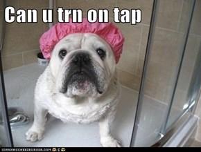 Can u trn on tap