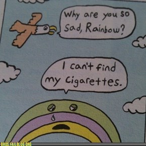 And That Makes Me a Sad Rainbro