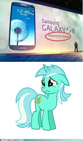 Sorry, Lyra....