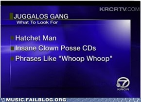 How to Recognize a Juggalo