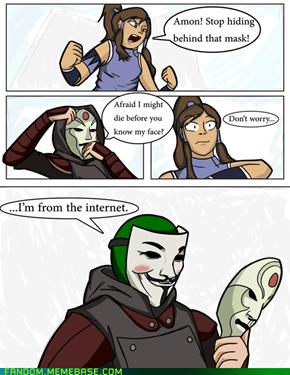 Amon unmasked!
