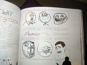 High School Yearbook Win