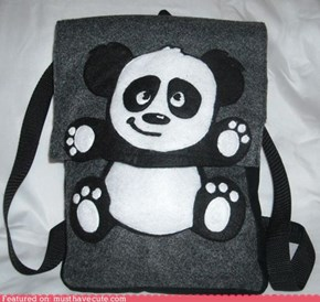 Silly Panda Backpack