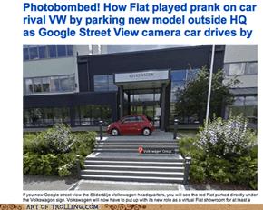 Trolling Car companies