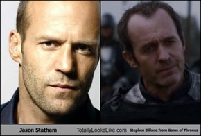 Jason Statham Totally Looks Like Stephen Dillane from Game of Thrones