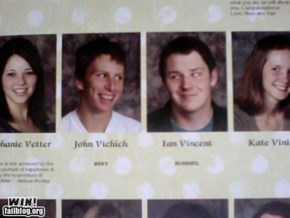 Yearbook Buddies WIN