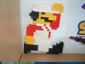 Hooray for Lego