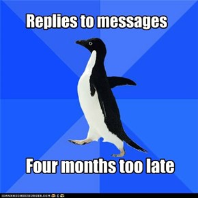 Replies to messages
