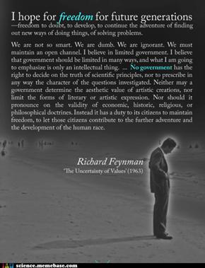 Oh Feynman