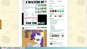 Rarity doesn't belive you