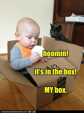 in MY box!