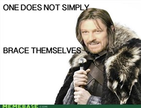 One does not simply mix two memes based on the same actor