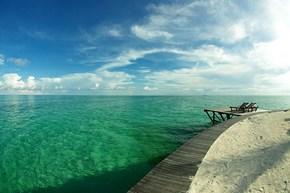 Kapalai Island, Sabah, Malaysia