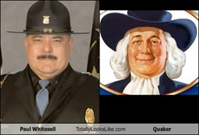 Paul Whitesell Totally Looks Like Quaker
