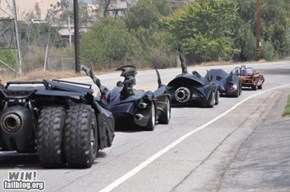 Bat-Convoy WIN