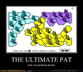 THE ULTIMATE PAT