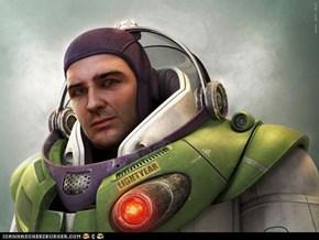 Buzz Lightyear IRL
