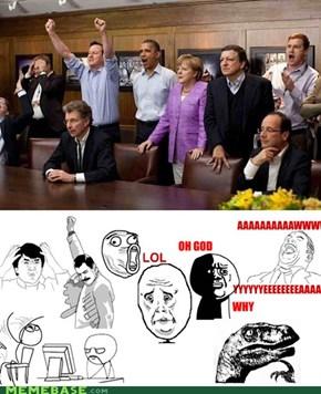 Memes IRL: G8