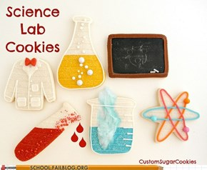 Science Cookies!