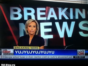 Breaking News FAIL