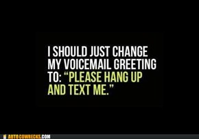 Does Anyone Actually Use Voicemail?