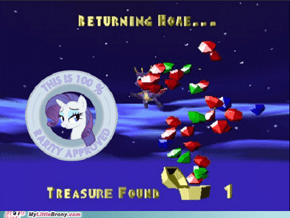 Rarity's Favorite Game
