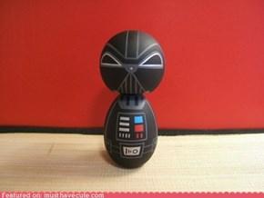 Darth Vader Kokeshi