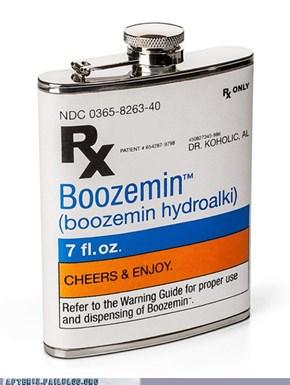 Power Goblets: Prescriptions on Tap