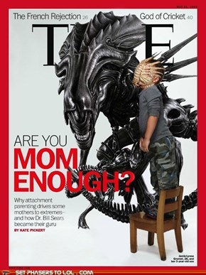 Aliens - Are You Mom Enough?