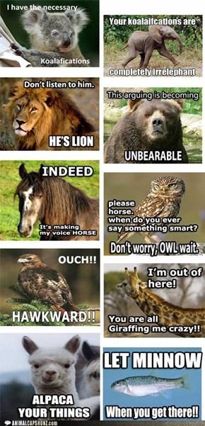A Wild Fight